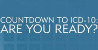 Countdown to ICD-10. Are you ready?